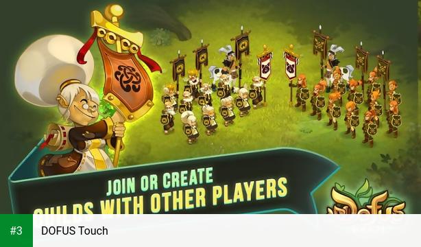 DOFUS Touch app screenshot 3