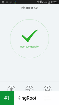 KingRoot app screenshot 1