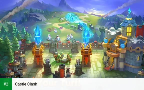 Castle Clash apk screenshot 2