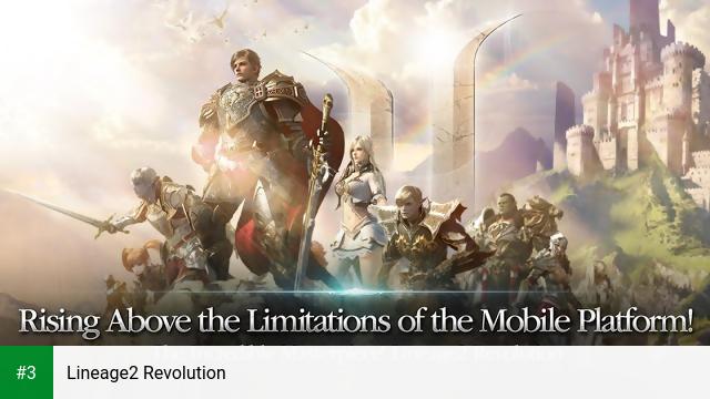 Lineage2 Revolution app screenshot 3