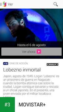 MOVISTAR+ app screenshot 3