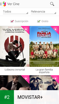 MOVISTAR+ apk screenshot 2