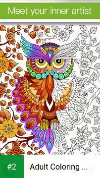 Adult Coloring Book Premium apk screenshot 2