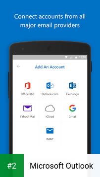 Microsoft Outlook apk screenshot 2