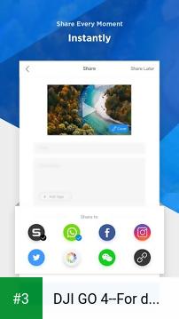 DJI GO 4--For drones since P4 app screenshot 3