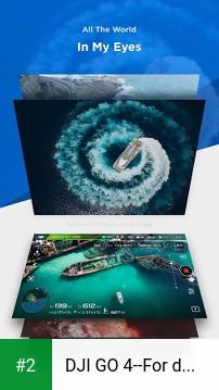 DJI GO 4--For drones since P4 apk screenshot 2