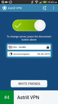 Astrill VPN APK latest version - free download for Android