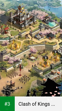Clash of Kings – CoK app screenshot 3