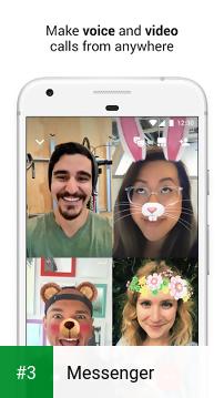 Messenger app screenshot 3