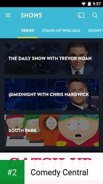 Comedy Central apk screenshot 2