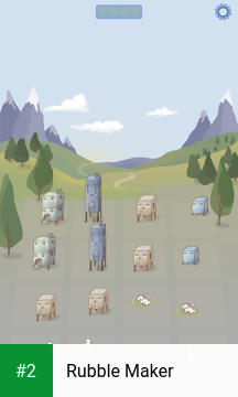 Rubble Maker apk screenshot 2