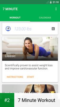 7 Minute Workout apk screenshot 2