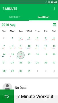 7 Minute Workout app screenshot 3