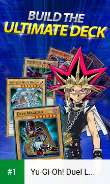 Yu-Gi-Oh! Duel Links app screenshot 1