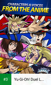 Yu-Gi-Oh! Duel Links app screenshot 3