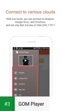 GOM Player app screenshot 3