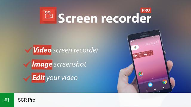 SCR Pro app screenshot 1