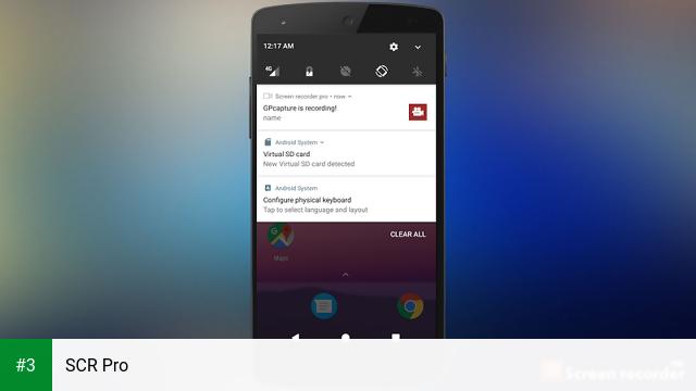 SCR Pro app screenshot 3
