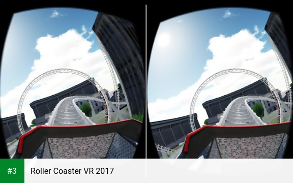 Roller Coaster VR 2017 app screenshot 3