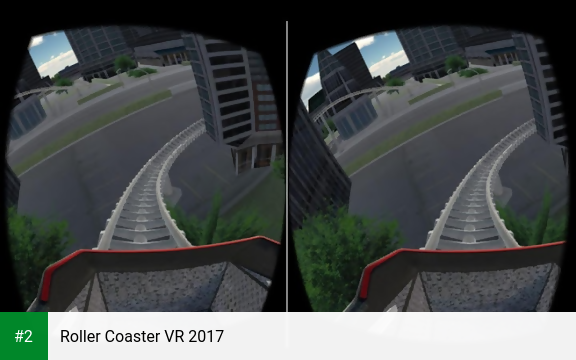 Roller Coaster VR 2017 apk screenshot 2