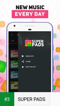 SUPER PADS app screenshot 3