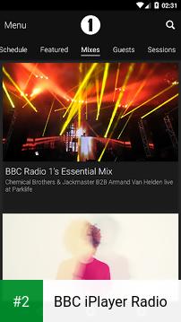 BBC iPlayer Radio apk screenshot 2