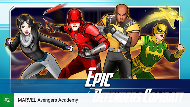MARVEL Avengers Academy apk screenshot 2