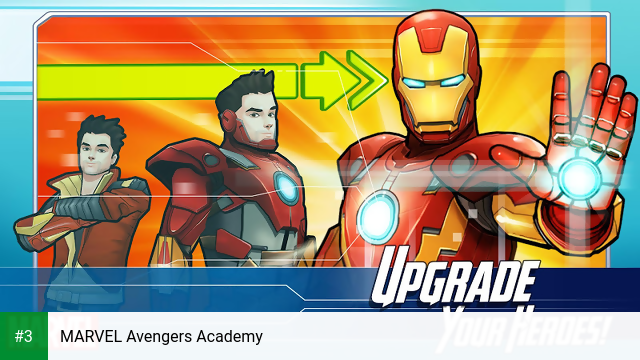 MARVEL Avengers Academy app screenshot 3