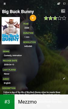 Mezzmo app screenshot 3