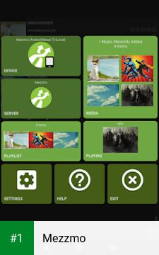 Mezzmo app screenshot 1