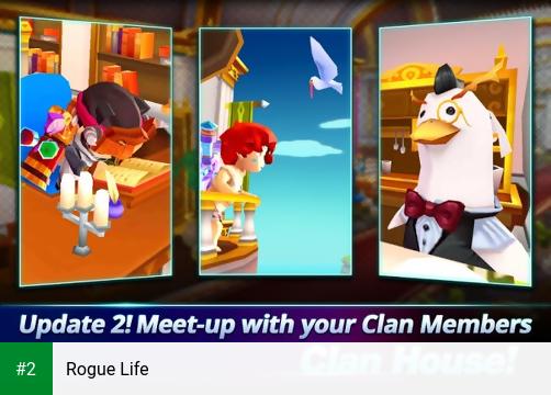 Rogue Life apk screenshot 2