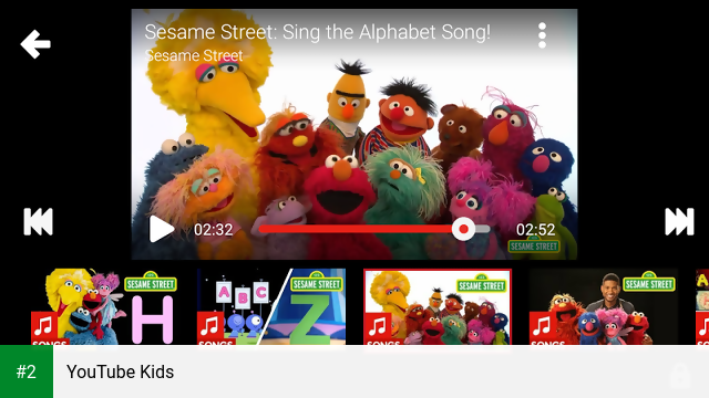 YouTube Kids apk screenshot 2