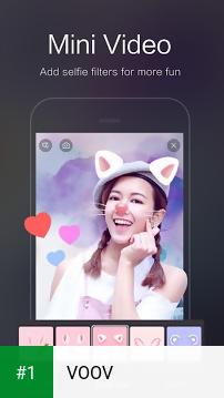 VOOV app screenshot 1