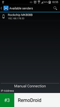 RemoDroid app screenshot 3
