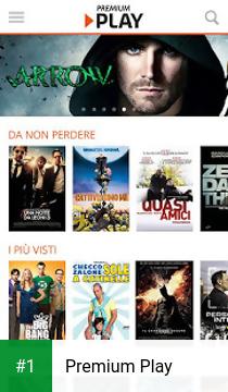 Premium Play app screenshot 1