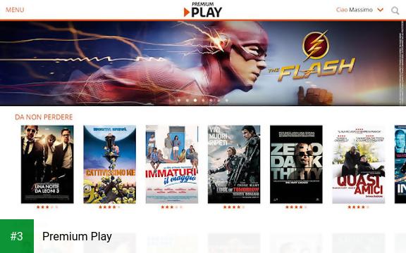 Premium Play app screenshot 3