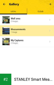 STANLEY Smart Measure Pro apk screenshot 2