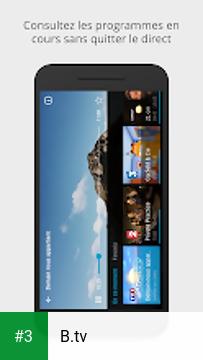 B.tv app screenshot 3