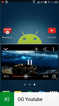 OG Youtube apk screenshot 2