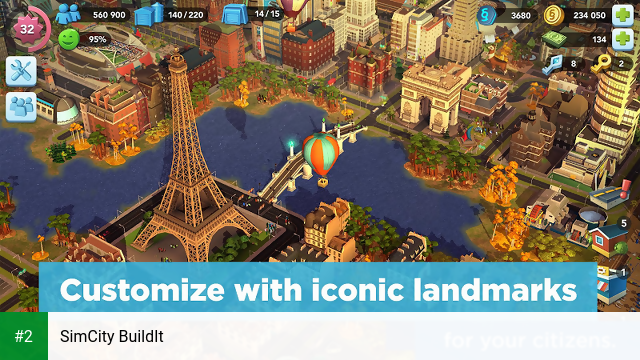 SimCity BuildIt apk screenshot 2