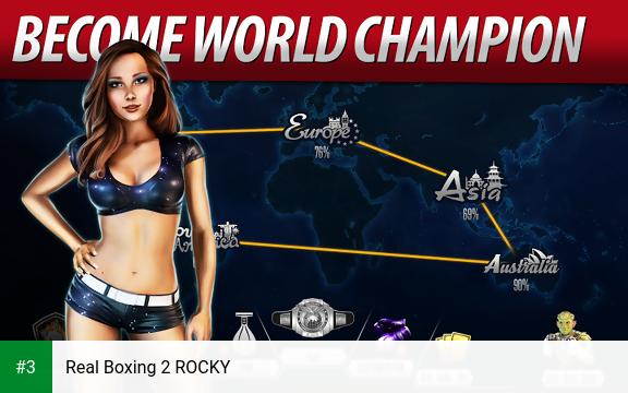 Real Boxing 2 ROCKY app screenshot 3