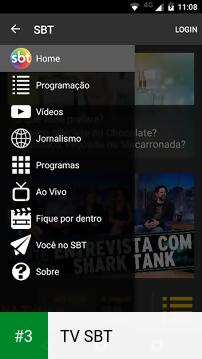 TV SBT app screenshot 3