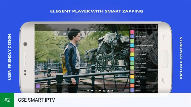 GSE SMART IPTV apk screenshot 2