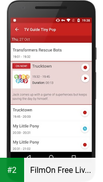 FilmOn Free Live TV apk screenshot 2