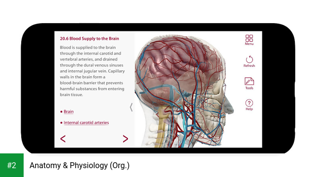 Anatomy & Physiology (Org.) apk screenshot 2
