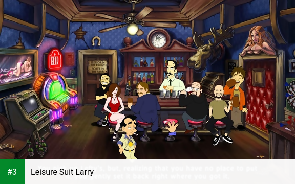 Leisure Suit Larry app screenshot 3