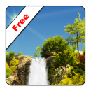 True Weather, Waterfalls FREE app icon
