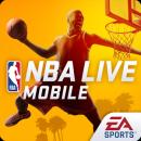 NBA LIVE Mobile Basketball app icon