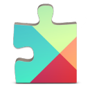 Google Play services app icon