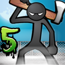 Anger of stick 5 : zombie app icon